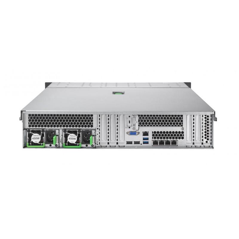 Fujtisu Primergy RX2540 M2 LFF (2U) E5-2620v4/8GB/RAID/noHDD/2x1Gb/1xPSU/3YOS