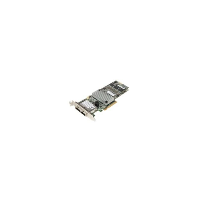 RAID Ctrl SAS 6G 8Port ex 1GB LSI V3