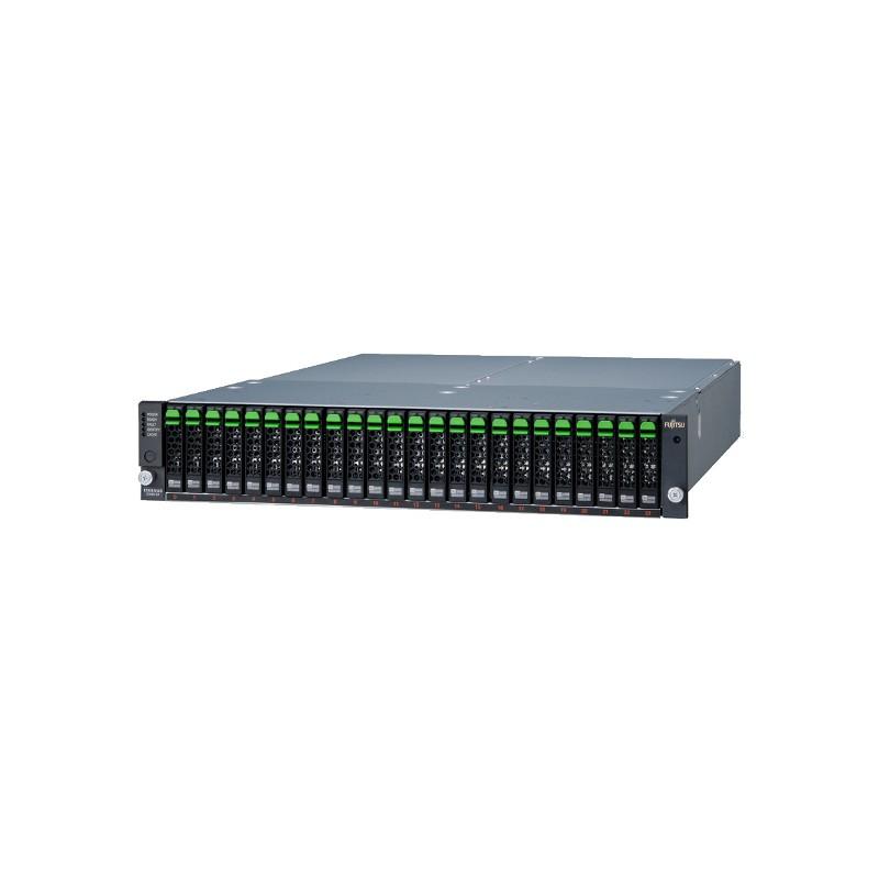 Eternus DX60 S2 1 x kontr. RAID FC 4Gb/s, 2x300GB 15krpm hdd, 3,5''