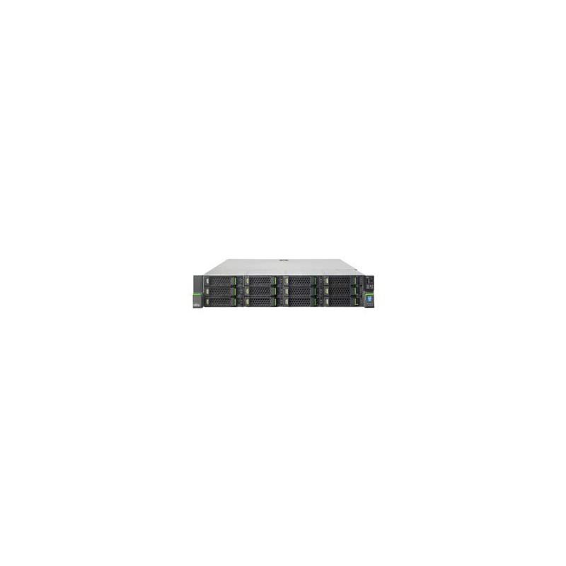 Fujtisu Primergy RX2520 M1 SFF (2U) E5-2420v2/8GB/noHDD/RAID/2x1Gb/1xPSU/3YOS