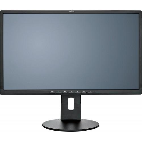 Fujitsu Monitor B24-8 TS PRO Black DVI-D, D-SUB, HDMI