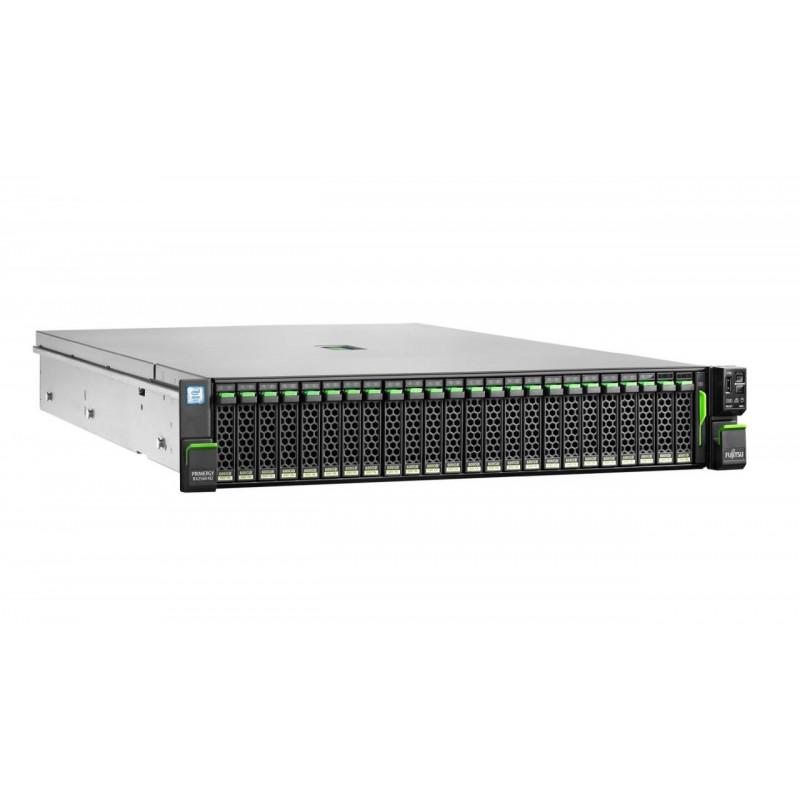 FUJITSU PRIMERGY RX2540 M2 LFF HDDs Xeon E5-2640v4 2x16GB DDR4 2400R ECC PRAID SAS 12G EP400i 0,1,10,5,50,6,60 1Gb Cache NoHDD 4