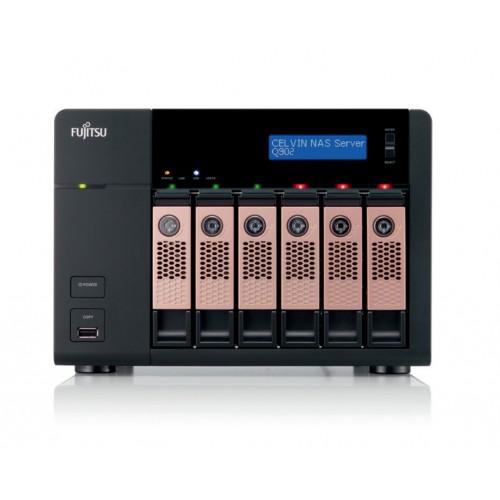 CELVIN NAS Server Q902 6x4TB NAS HDD