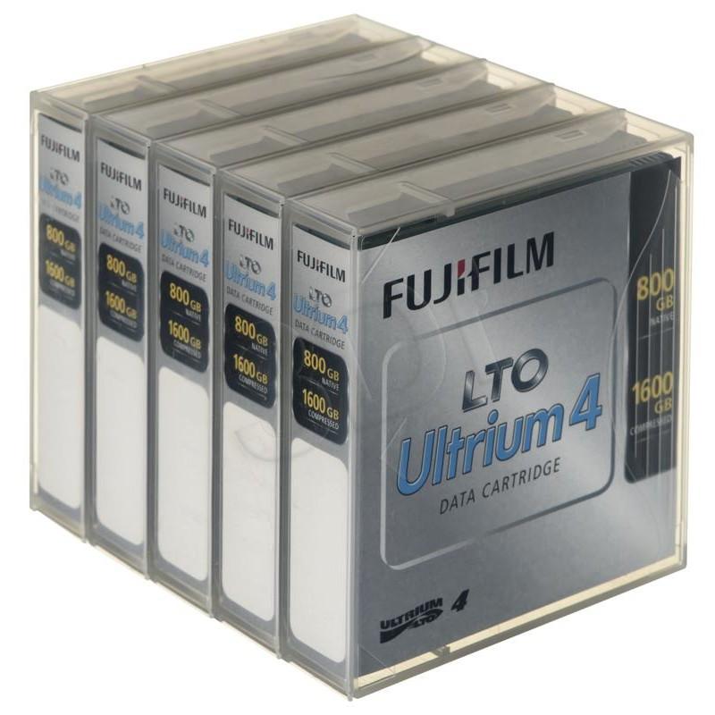 LTO-4 CR media,5pack random label,Fuji