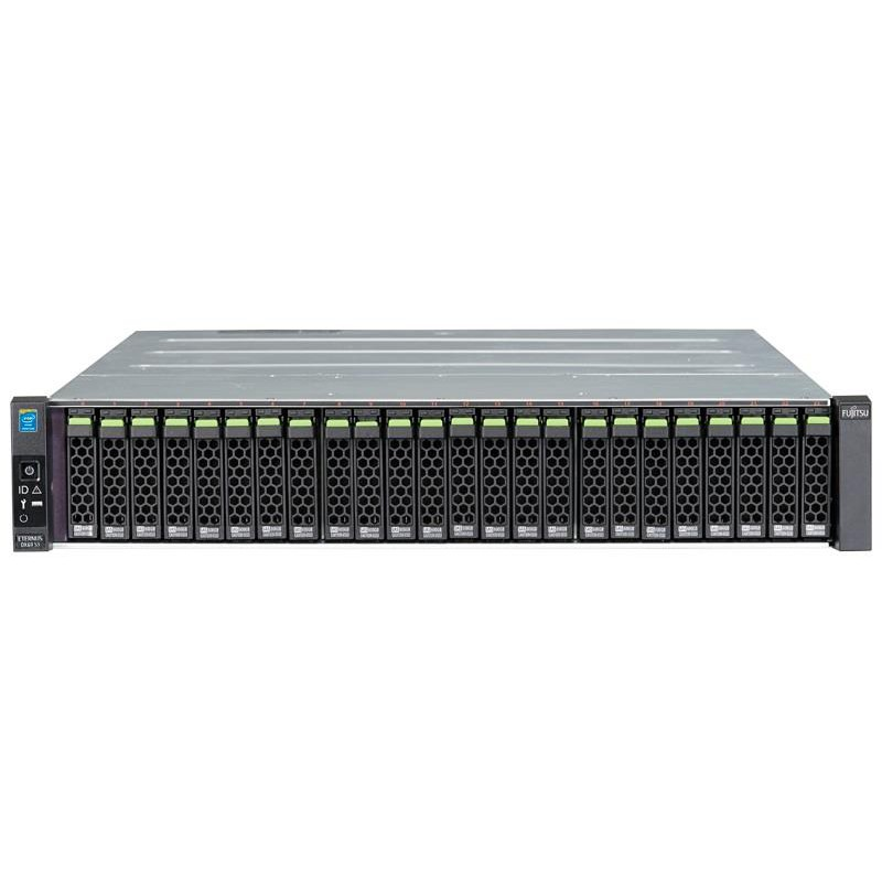 ETERNUS DX60 S3 SFF 2x2-SAS 6x300SAS 2xPSU 3YOS