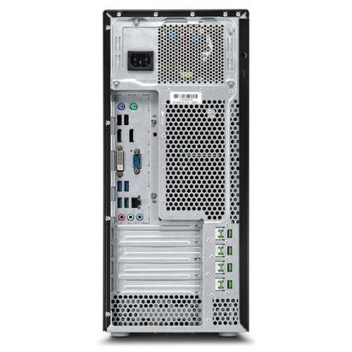 Fujitsu Celsius W550 i5-6500 8GB P600Quadro 256SSD DVDSM W10P 3Y