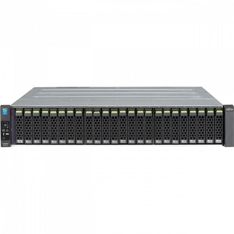 ETERNUS DX100 S3 SFF 2x2-FC8 6x900SAS 2xPSU 3YOS