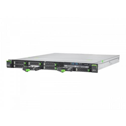 "FUJITSU PRIMERGY RX1330 M3 LFF-3,5"" Xeon E3-1220v6 1x8GB SW-RAID 2x480G SSD 2x1GB DVD-RW 1x450W iRMC 1YOS"
