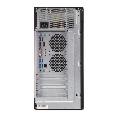 Fujitsu Celsius W580 i7-8700 8GB 256SSD 1TB DVDSM W10P 3Y