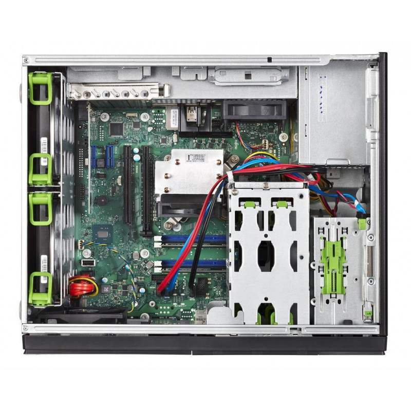 TX1310 M3 E3-1225v6 8GB DVD RAID 0,1,10 2x1 TB SATA BC 7.2k + Win 2016 Ess