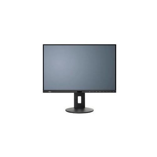 "DISPLAY P24-8 WS Neo, EU, P Line 61cm(24"")wide,Ultra Narrow Border, Presence sens.,ABC,matt black, DP,DP Out,HDMI,DVI,USB, 5-in-"