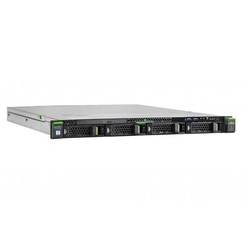 Fujitsu Primergy RX1330 M4 E-2134/8GB/NoHDD/RAID/2x1Gb/IRMC/1YOS