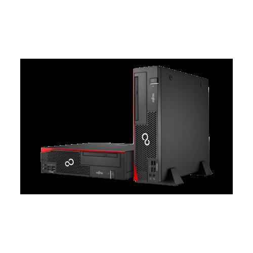 Fujitsu Komputer ESPRIMO D556/2 E85+Core i3-7100,4GB,W10P