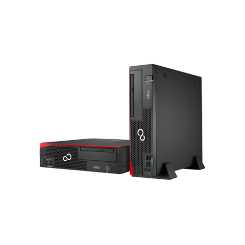Fujitsu Esprimo D556/2 i3-7100 4GB 500GB DVDSM W10P 1Y