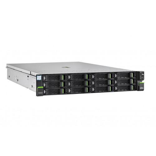 RX2520 M4 X4110 16GB 4xLFF SAS RAID 0,1,5,6 2GB DVD 4x1Gb 1xRPS + Win 2019 Std