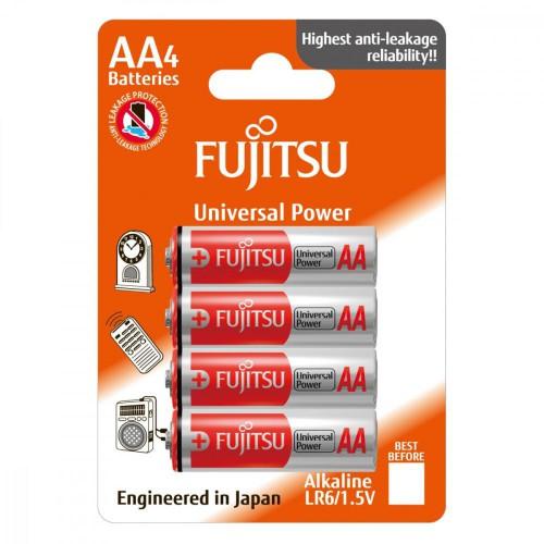 Baterie Alkaliczne LR6 AA 4 szt. blister