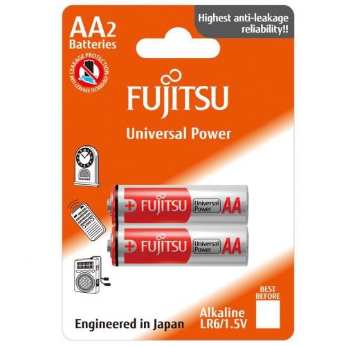 Baterie Alkaliczne LR6 AA 2 szt. blister