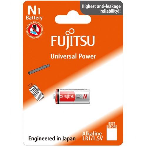 FUJITSU Bateria Alkaliczna LR1 N 1 szt | blister