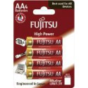 Fujitsu Alkaline High Power LR6/AA 4 Pcs Blister