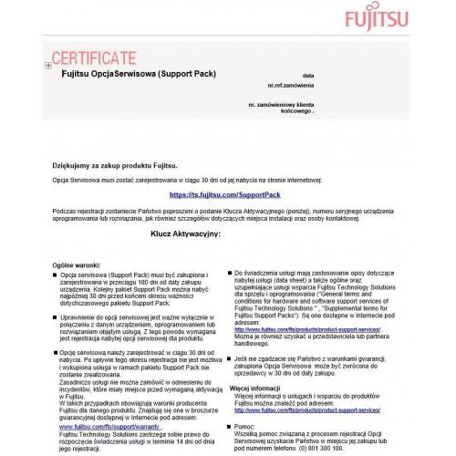 Promocyjne rozszerzenie gwarancji do 5 lat onsite, reakcja NBD