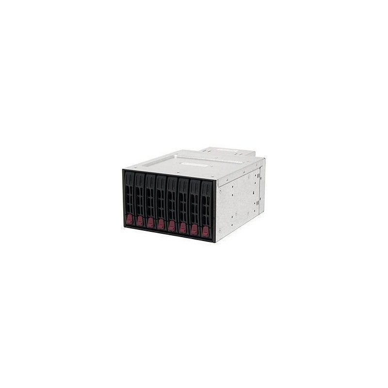 Upgrade kit from 4x to 8x 2.5' HDD