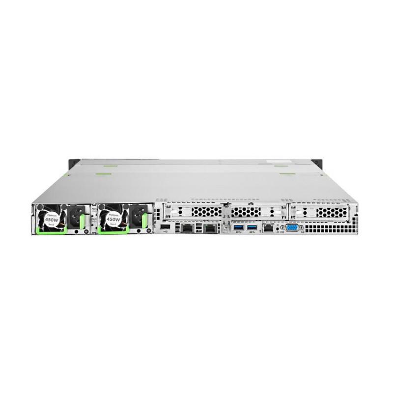 RX2530 M2 E5-2620v4 8GB 4xLFF RAID 0,1,10 2x1Gb DVD-RW 1xRPS