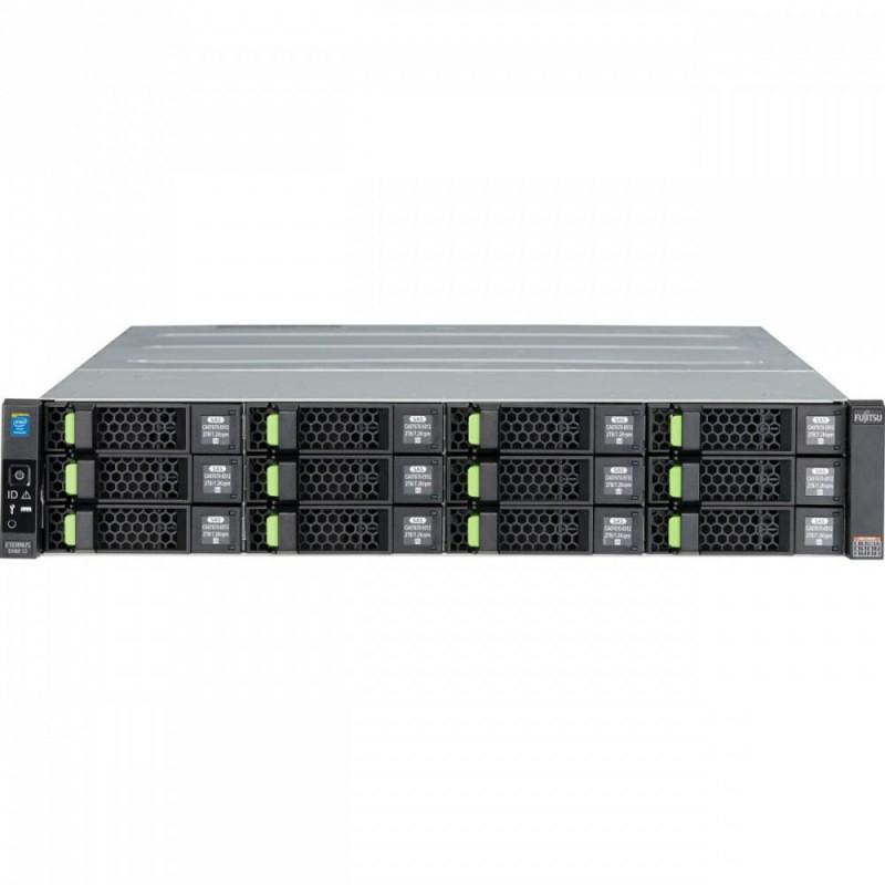 ETERNUS DX100 S3 LFF 2x2-FC8 6x3TB 2xPSU 3YOS