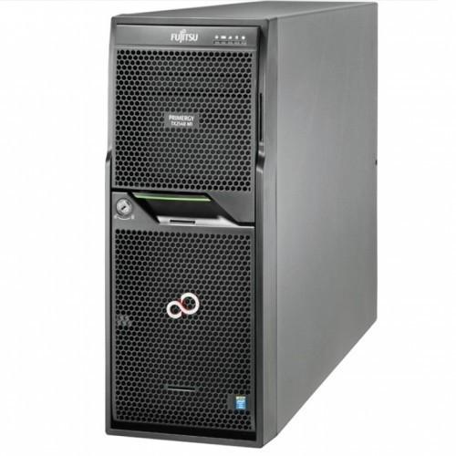 Fujitsu Primergy TX2540 M1 E5-2420v2/8GB/RAID/2x1Gb/1xPSU/3YOS