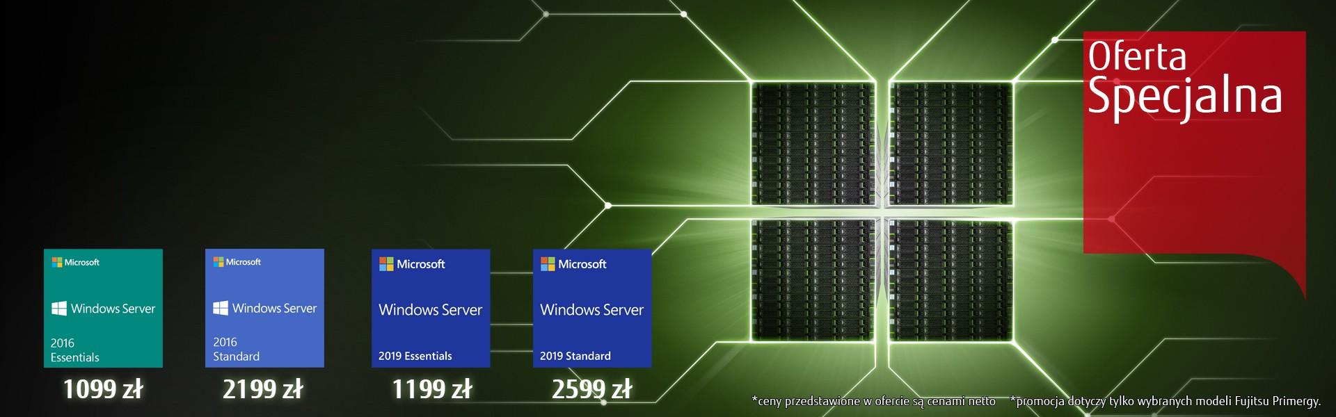 Windows Server 2016 & 2019