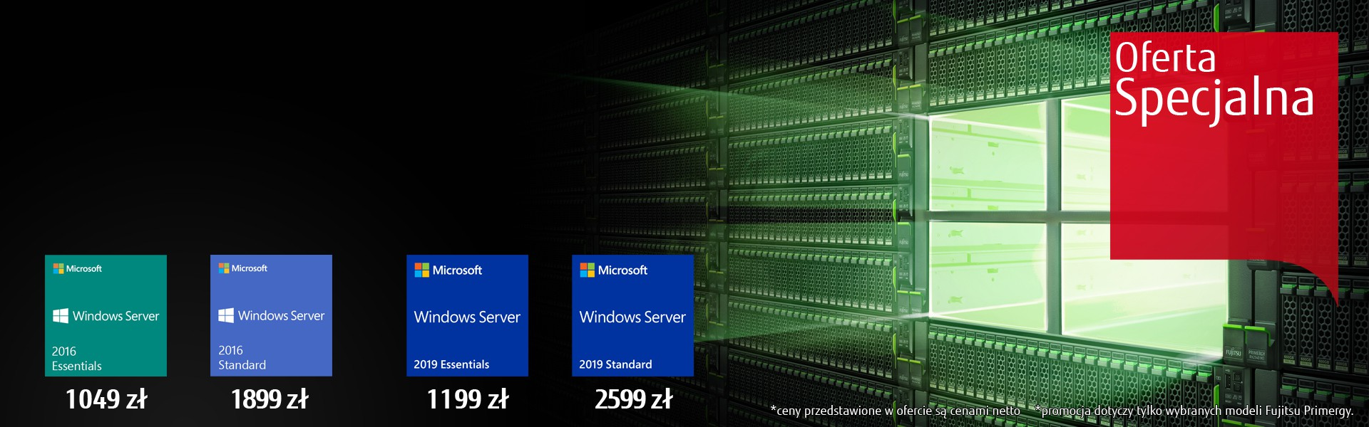 Windows Server 2016 & 2019